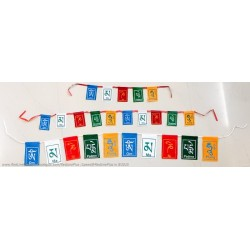 Tibetan Prayer Flags for car, bike