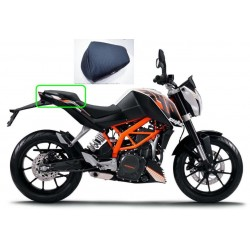 SofaRider™ Gel Seat Cover for KTM Duke 200, 390 (Pillion seat)