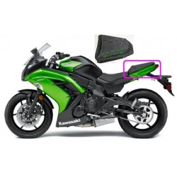 SofaRider™ Gel Seat Cover for Kawasaki Ninja 650, ER-6n (Pillion seat)