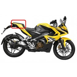 SofaRider™ Gel Seat Cover for Bajaj Pulsar RS 200 (Pillion seat)
