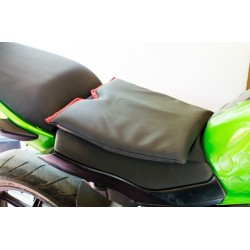 SofaRider™ Fixed Strap On Gel Seat for Motorcycles