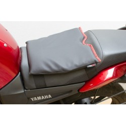 SofaRider™ Quick Remove Strap On Gel Seat for Motorcycle