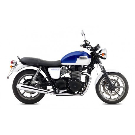 SofaRider™ Gel Seat Cover for Triumph Bonneville