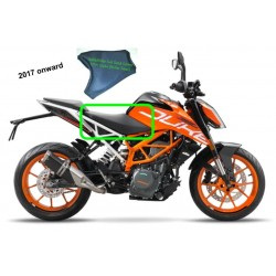 SofaRider™ Gel Seat Cover for KTM Duke 200, 390 [2017] (Rider seat)